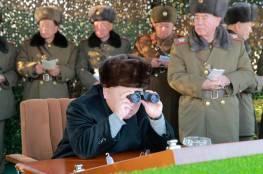 """كيم جونغ اون يأمر قواته بالاستعداد لـ""""كسر ظهر العدو""""!"""