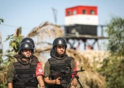 داخلية غزة: الحدود الجنوبية مع مصر تشهد حالة استقرار غير مسبوقة ولا وجود لأي انفاق للتهريب