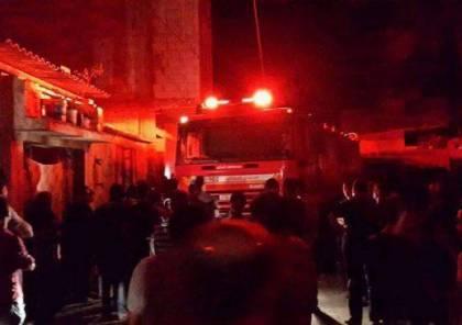 قلقيلية: 10 اصابات بينها خطيرة في حادث سير
