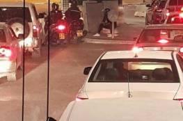 مسلحون يطلقون النار تجاه قوات الاحتلال شمال القدس