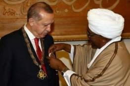 السودان يمنح جزيرة سواكن بالبحر الأحمر لتركيا واتفاقيات تعاون عسكري ودفاعي