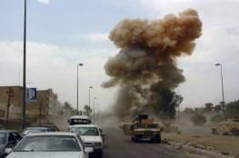 مقتل رجل امن بتفجير ارهابي بالعريش