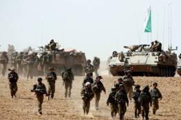 المتحدث باسم جيش الإحتلال : نستعد لعملية برية في قطاع غزة