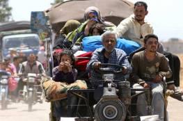 """هيومن رايتس ووتش"""" تدعو إسرائيل والأردن إلى فتح الحدود أمام السوريين الفارين من درعا"""