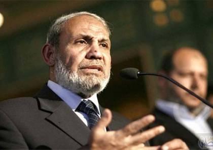 حماس تبحث تحسين أوضاع اللاجئين الفلسطينيين في لبنان