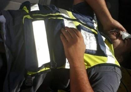 مجهولون يعتدون على ضابط دورية السلامة على الطرق في دورا الخليل