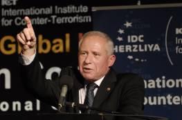 ديختر: محظور ارتكاب اي خطأ أمام حماس والحرب القادمة ستبادر بها تل ابيب