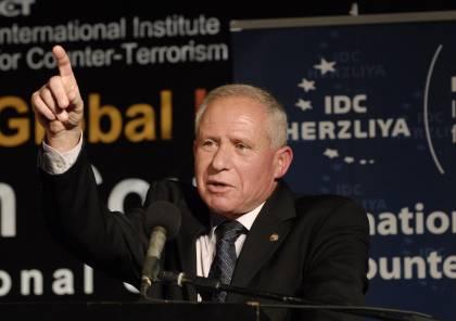 ديختر: بعد 24 عاما أوسلو فشل والتهديد الفلسطيني يزداد