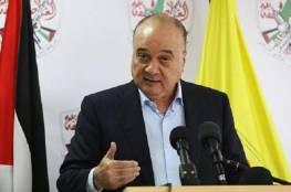 """العالول: الرئيس عباس رفض استقالة """"ناصر القدوة"""" وسيتم بحث حيثياتها"""
