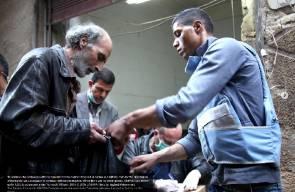 صور من مخيم اليرموك
