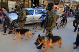 القناة الثانية العبرية: حماس تكشف عن وحدة الكلابة التابعة لوحدة الأنفاق