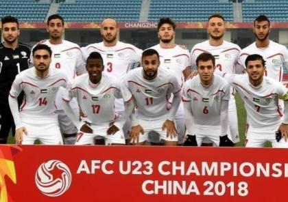 اختيار 5 لاعبين من غزة لصفوف المنتخب الأولمبي