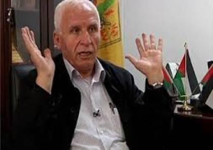 الأحمد: الحكومة هي التي تعلن استلامها صلاحياتها وليس الفصائل