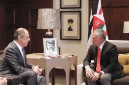 لافروف يؤكد استعداد روسيا لتقديم المساعدة لاستئناف المفاوضات