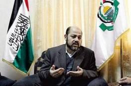 ابو مرزوق: صبرنا على الوضع الحالي له حدود وجاهزون للتعاون في أي ملف يخفف عن شعبنا