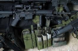 """أسلحة """"رشاشة"""" وسيارات دفع رباعي في طريقها من مصر الى قطاع غزة لتأمين الحدود"""