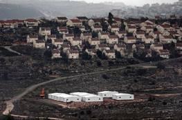 """الاحتلال يصادر أراض بملكية فلسطينية خاصة لصالح مستوطنة """"عوفرا"""" قرب رام الله"""