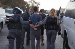 الاحتلال يعتقل فجر اليوم  11 شابا في الضفة المحتلة