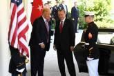 أردوغان: توصلنا مع ترامب لتفاهم تاريخي ومنطقة آمنة في الشمال السوري