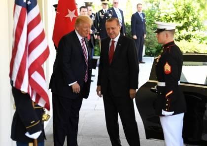 """إردوغان لـ""""ترامب"""" : سنبحث عن أصدقاء وحلفاء جدد"""