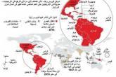 """الصحة العالمية: فيروس """"زيكا"""" لم يعد يمثل حالة طوارئ دولية"""