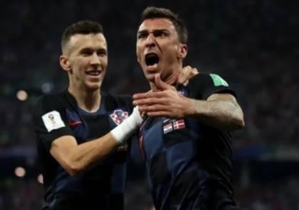 فيديو.. كرواتيا تضرب موعدا مع فرنسا في نهائي المونديال بعد فوزها على إنجلترا