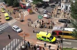 بروكسل : 4 قتلى بينهم المهاجم في حادث إطلاق النار في لييج