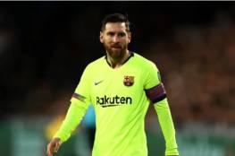 ميسي يسعى لفض شراكته مع رونالدو في مباراة برشلونة القادمة