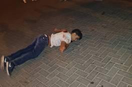 بالصور..مصرع مستوطن وإصابة اثنين آخرين بجراح في عملية طعن قرب القدس واستشهاد المنفذ