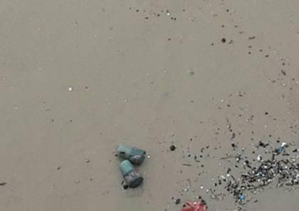 """القناة2: الإمواج القوية تلقي بألغام بحرية على سواحل """"تل ابيب"""""""