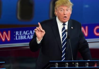 ترامب ينفي إرسال 120 ألف جندي للخليج وخامنئي يستبعد الحرب
