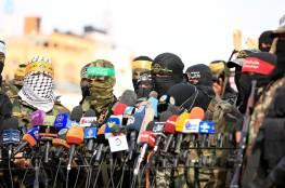 الفصائل بغزة:على قيادة الاحتلال التقاط رسالة جماهير شعبنا الثائرة