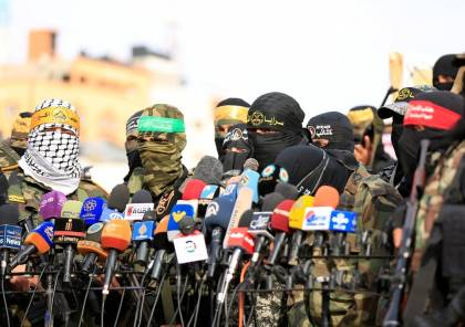 """محاولة لحرف البوصلة ..الفصائل الفلسطينية تنفي علاقتها بصاروخ """"بئر السبع"""""""