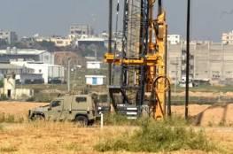 الجيش الاسرائيلي يزعم: النفق الذي تم اكتشافه أمس بخانيونس حفرته حركة حماس