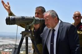 ليبرمان: اذا تخلت حماس عن بناء الانفاق والصورايخ فستفتح المعابر وتفك ضائقة غزة