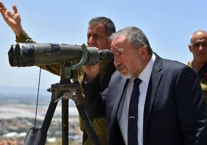 مستوطنو غلاف غزة يطالبون ليبرمان بحل أزمات القطاع