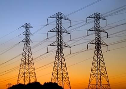 كهرباء غزة: خلل  بخطوط الكهرباء سيربك الجدول وتوزيعه في بعض المناطق