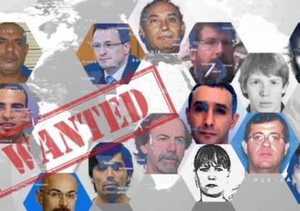 45 مجرمًا مطلوبون للعدالة الدولية والإنتربول في إسرائيل