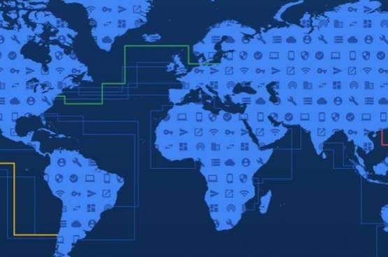 """""""غوغل"""" تعلن عن أول كابل خاص بها عبر المحيط الأطلسي"""
