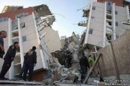 خبير: حدوث زلزال كبير في فلسطين مسألة وقت وسيوقع آلاف القتلى يرافقه تسونامي