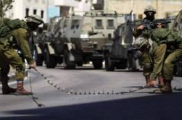 جيش الاحتلال يغلق حاجز حوارة جنوب نابلس