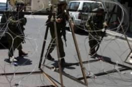 الاحتلال يفرض إغلاق شامل بالضفة الغربية وقطاع غزة