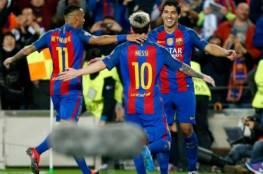 صحيفة تقارن بين ثلاثي برشلونة وثلاثي ريال مدريد