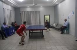 منتخب الإسلامية بطلا لكرة الطاولة