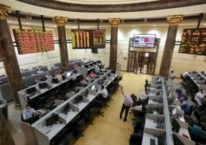 بورصة مصر تصعد بعد  قرار قطع العلاقات مع قطر