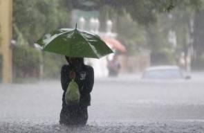 الفيضانات تشلُّ عاصمة الفلبين