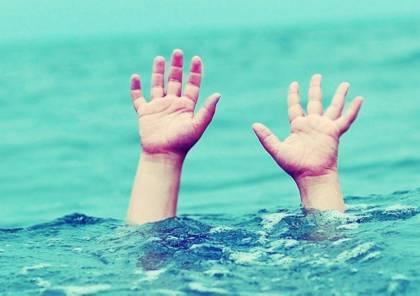 مصرع الفتى محمد النويري غرقا ببحر النصيرات