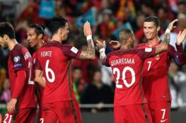 فيديو تصفيات مونديال 2018: ملخص أهداف مباراة البرتغال ولاتفيا