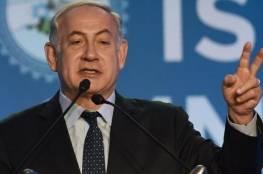نتنياهو : يبدو ان حماس لم تستوعب الرسالة و يهدد غزة بضربة عسكرية قوية جدا