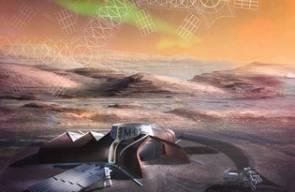 تصاميم المستوطنات المقترحة للكوكب الأحمر الجديد